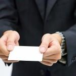 会社における名刺の活かし方