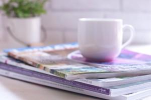 会社経営と雑誌