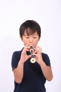 笛の練習と会社経営