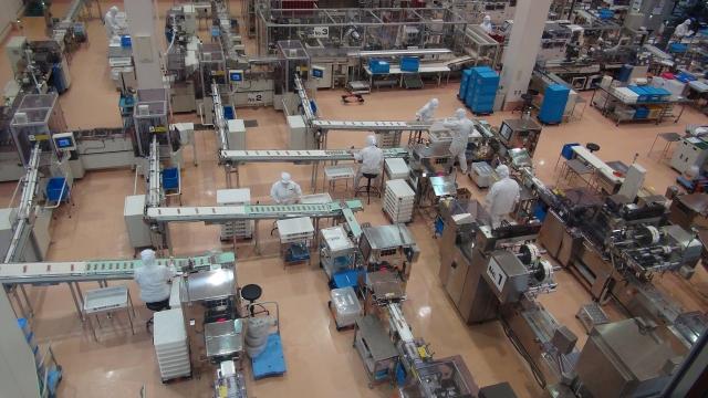 中国の生産リスク