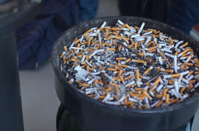 分煙は会社として必須