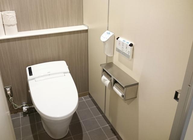 トイレと会社経営