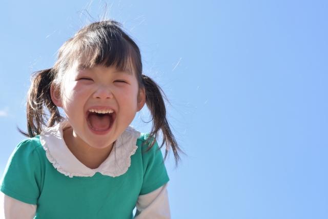 子供の笑顔と会社経営
