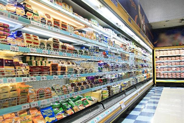 会社経営とスーパーマーケット