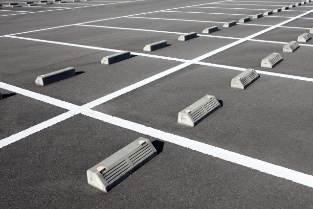 駐車場と会社経営